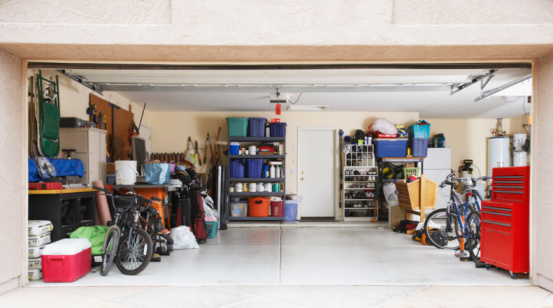 Reclaim your Garage with a Cook Shed + Cook Portable Warehouses