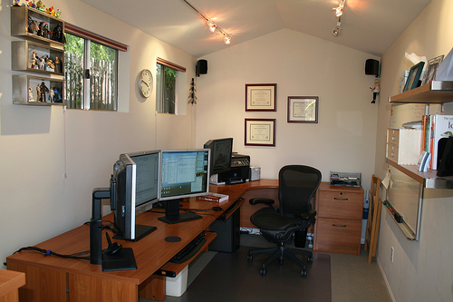 Own a Shed Heres How to Turn it into an Office or Studio