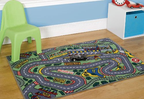 racecar_mat_shed_children_playhouse_Cook_Portable_Warehouses