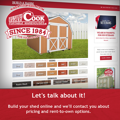 Purchase a Shed Online