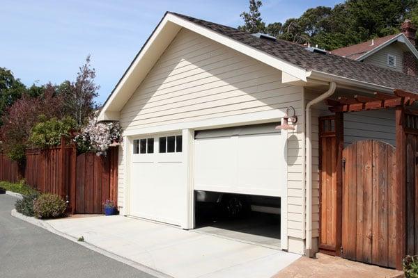 Garage Opening