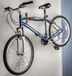 Bike Rack for Shed + Cook Portable Warehouses