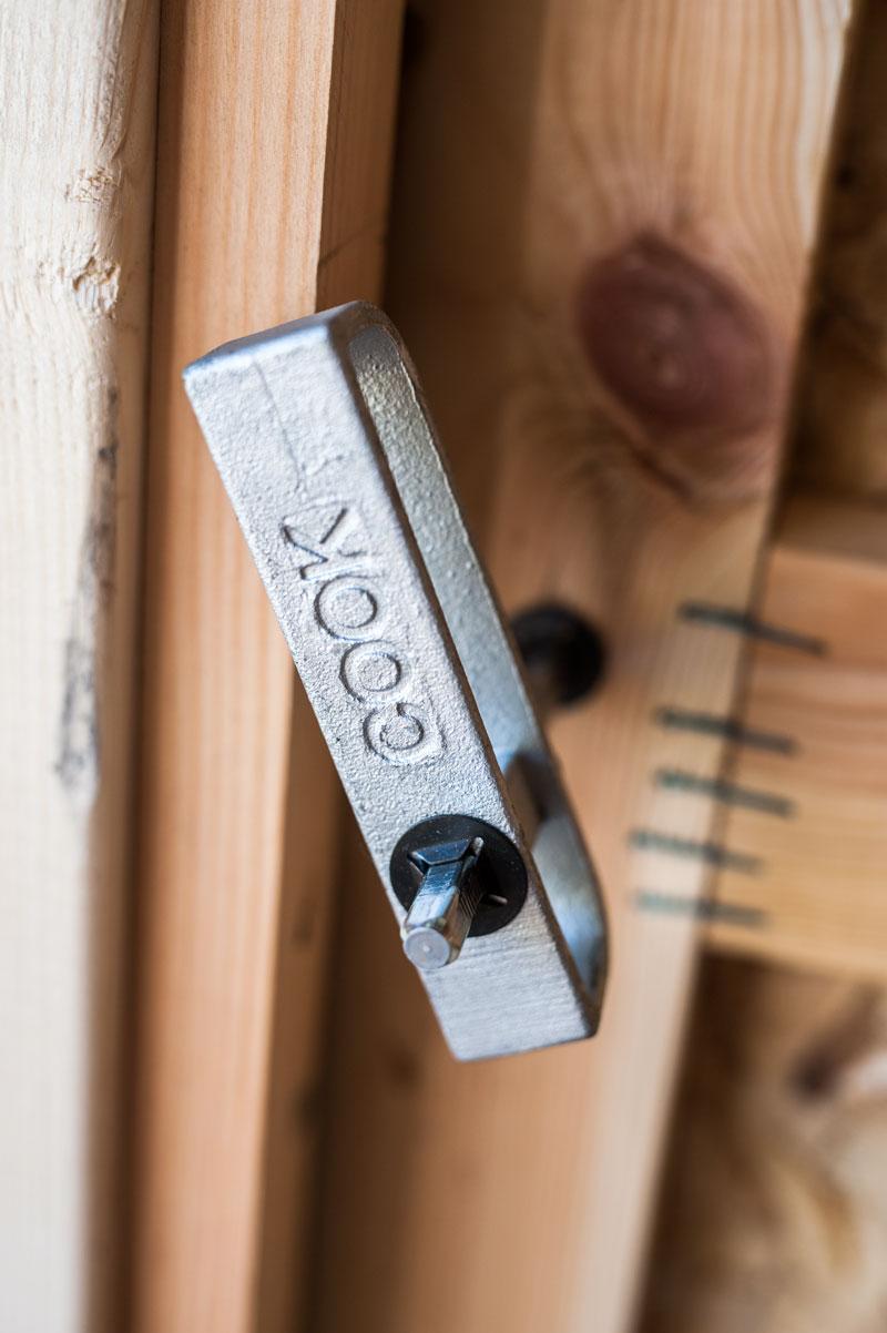 Locking Door Handle
