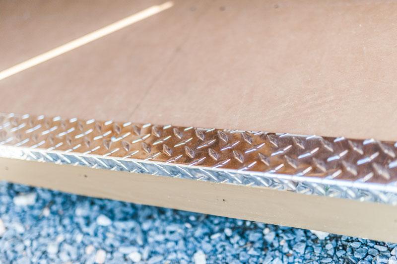 Aluminum Threshold