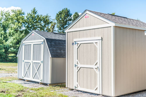 Common Portable Shed Questions + Cook Portable Warehouses