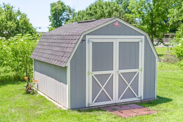 Barn Shed Option
