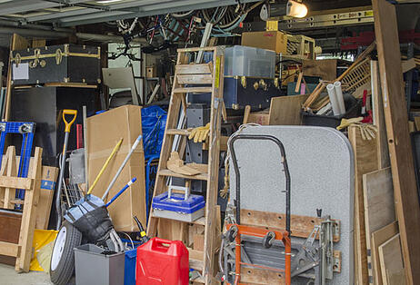 Full-Storage---Messy-Garage---Overflowing-Shed