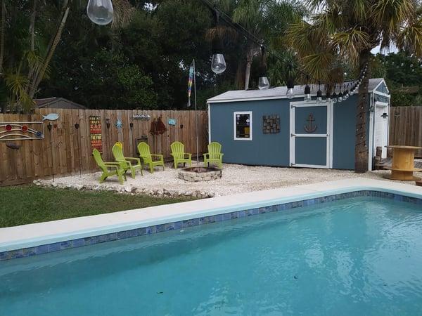Jared G. Pool House
