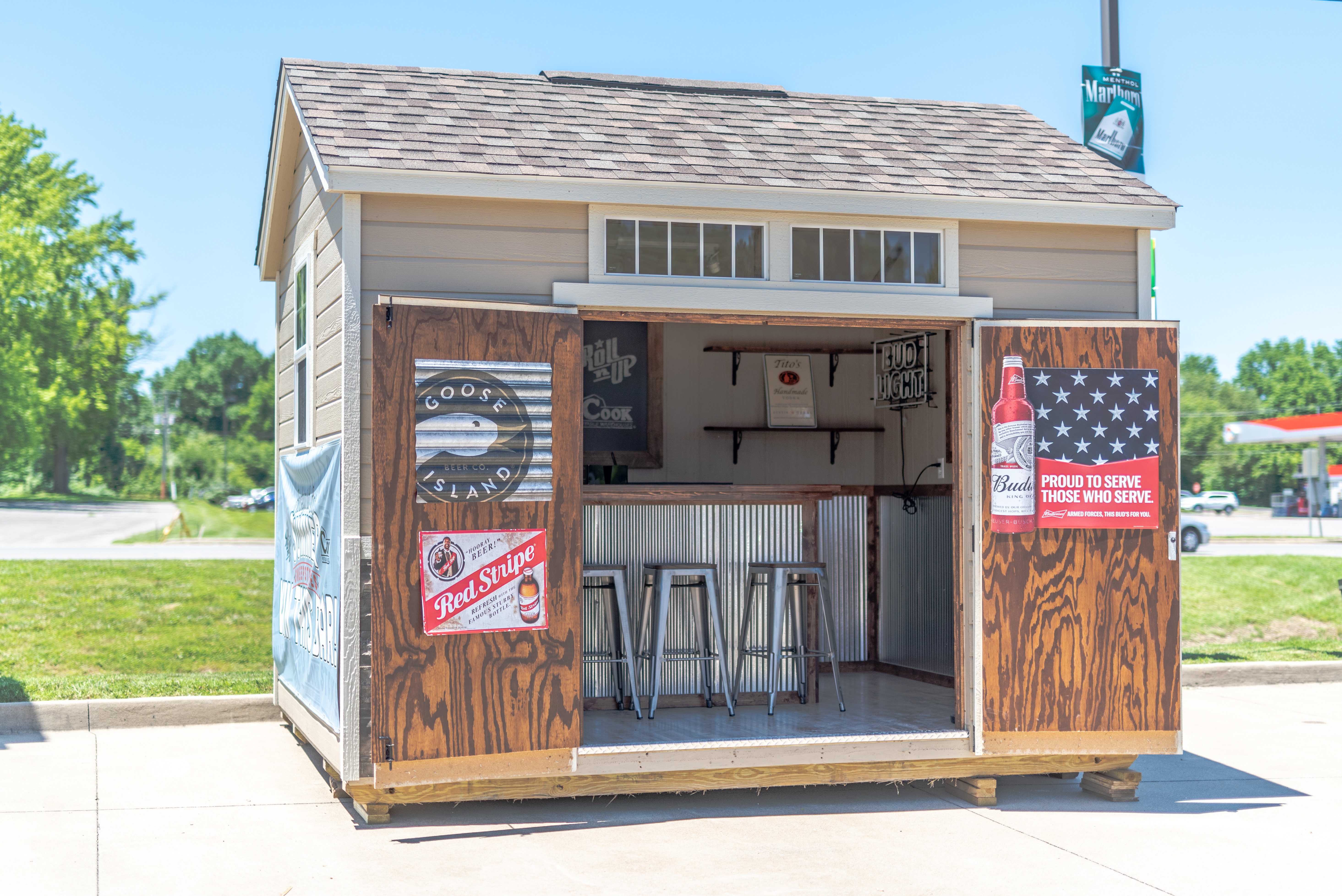 Backyard Bar Giveaway