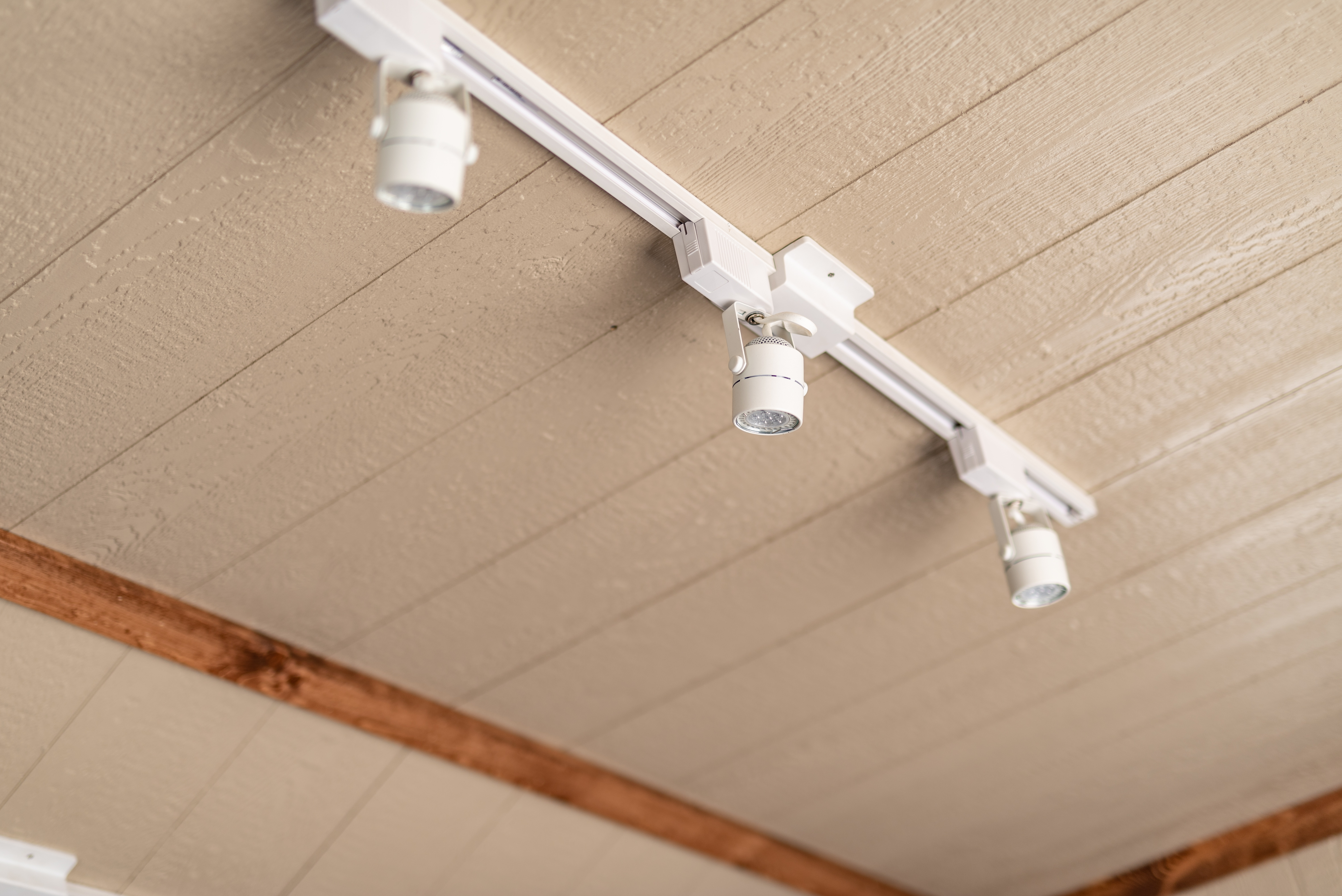 Lighting in Bar Shed