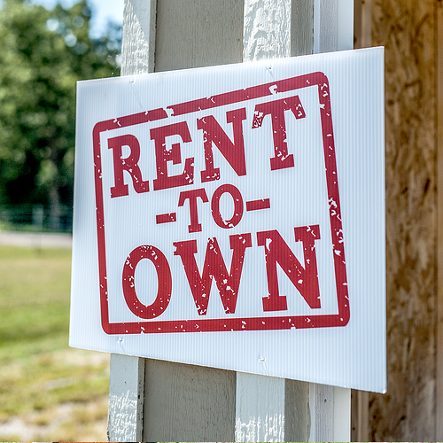 Rent to Own Shed Options