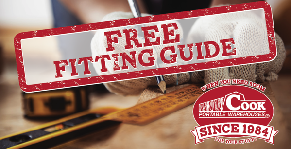 Free Fitting Guide for Cook Sheds