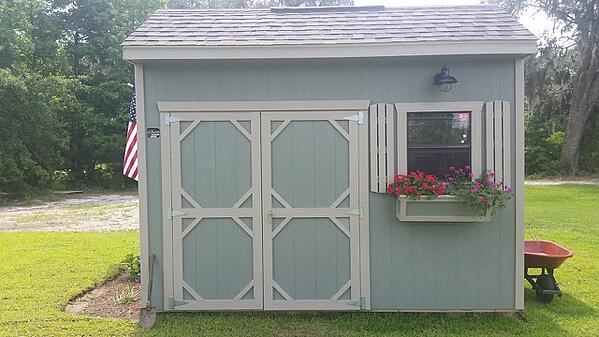 Rich's Utility Shed