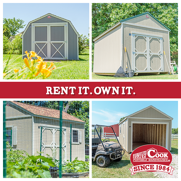 RTO Collage of Sheds