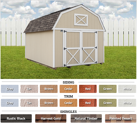 Siding and shingle color popular 2019