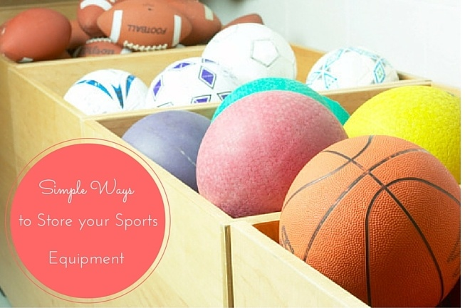 Simple_Ways_to_Store_Sports_Equipment_in_your_Shed_Cook_Portable_Warehouses