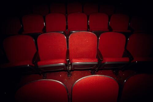 Add Seating to Your Home Theater + Cook Portable Warehouses