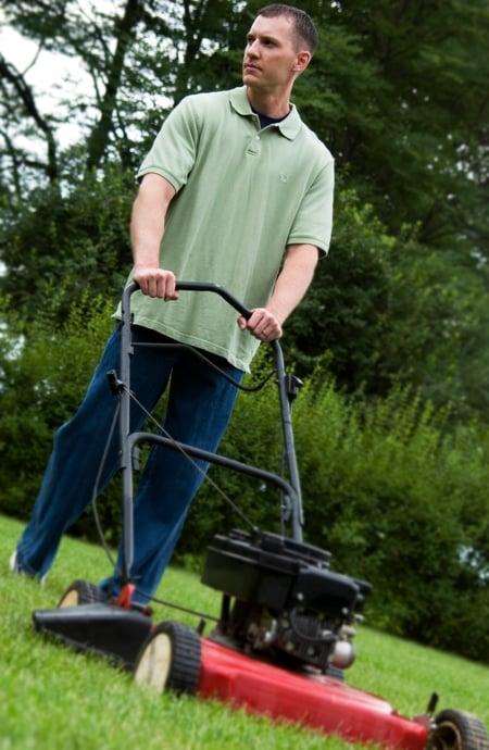 Yard Work Safety [Checklist] + Cook Portable Warehouses