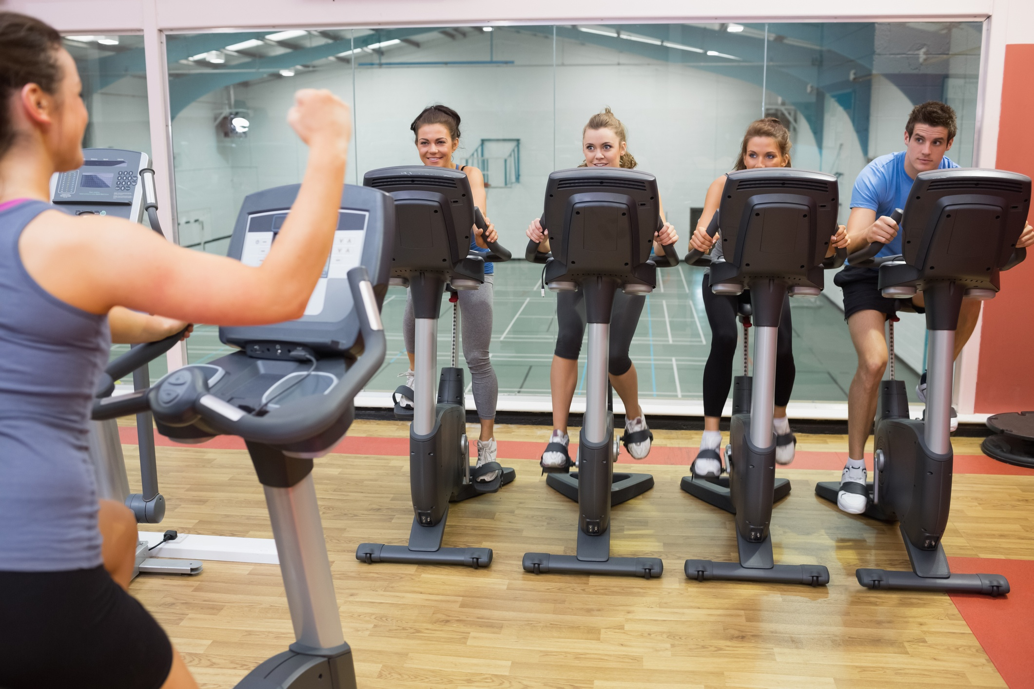 January is a good time for fitness memberships