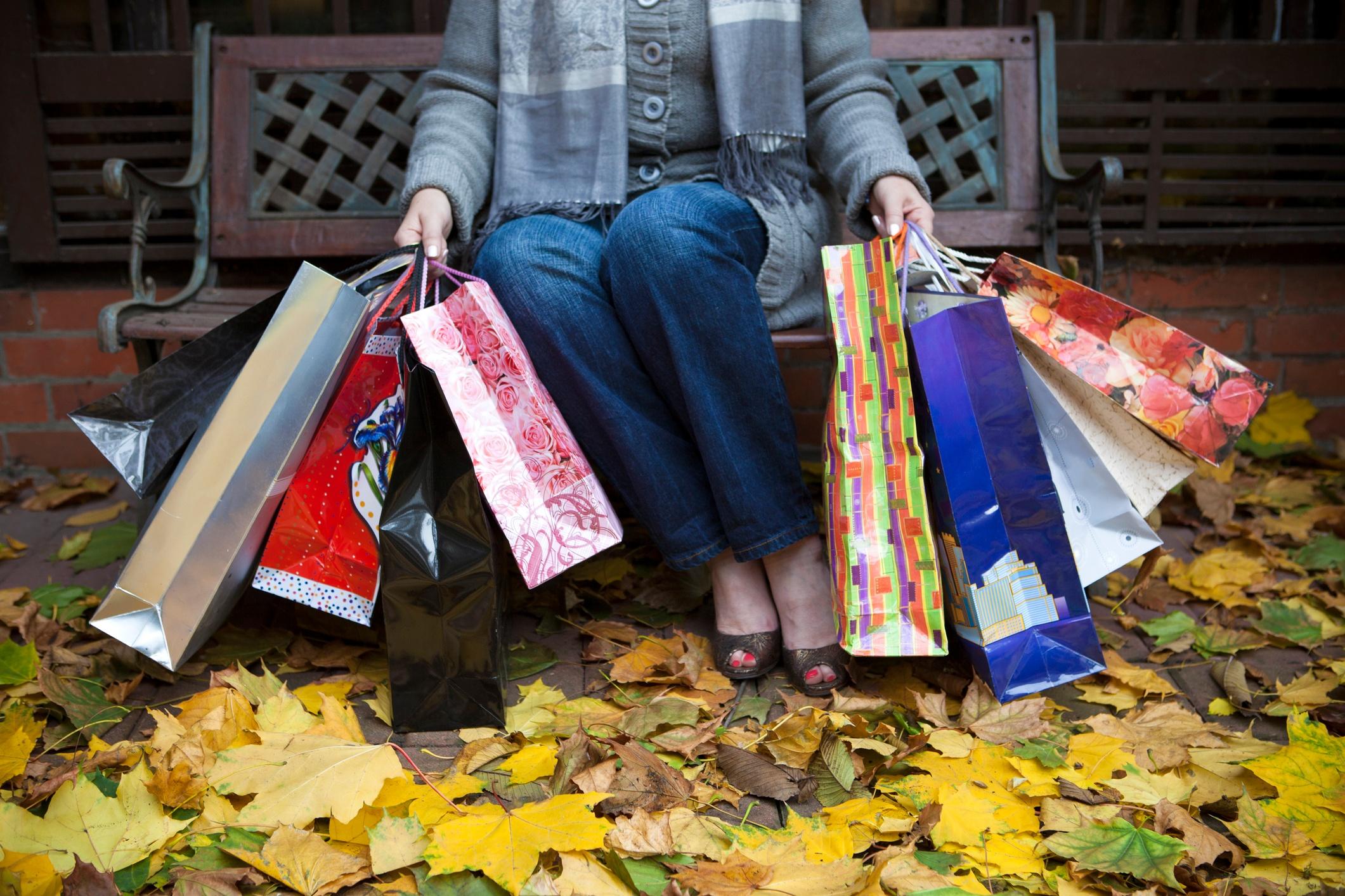 October Fall Shopping