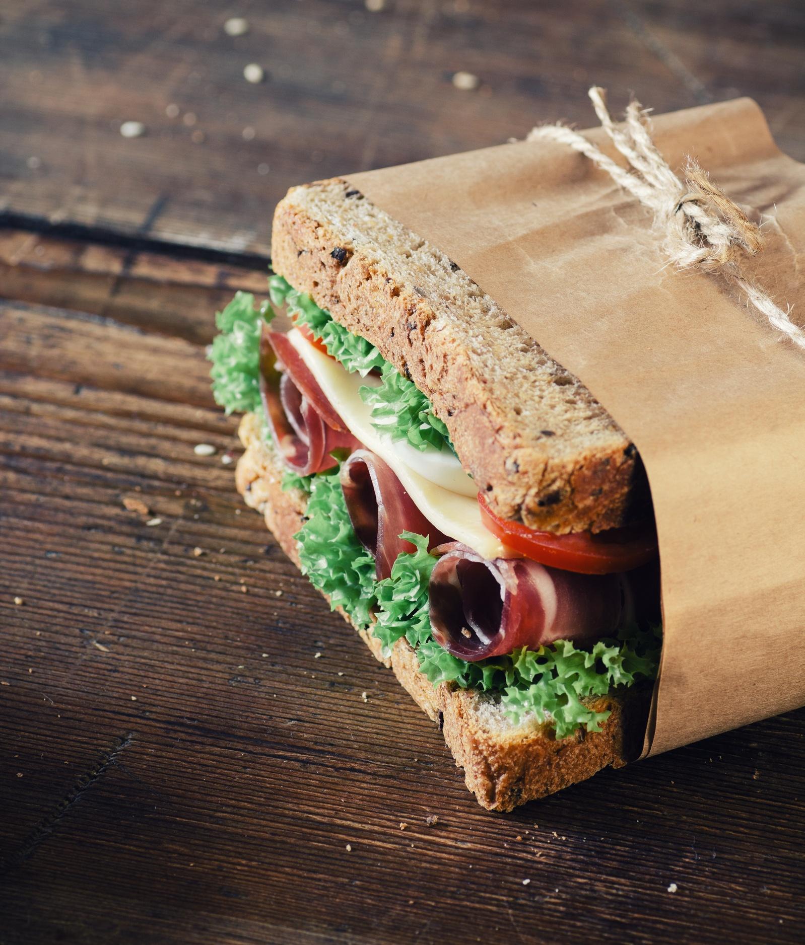 Sandwich Shop + Cook Portable Warehouses