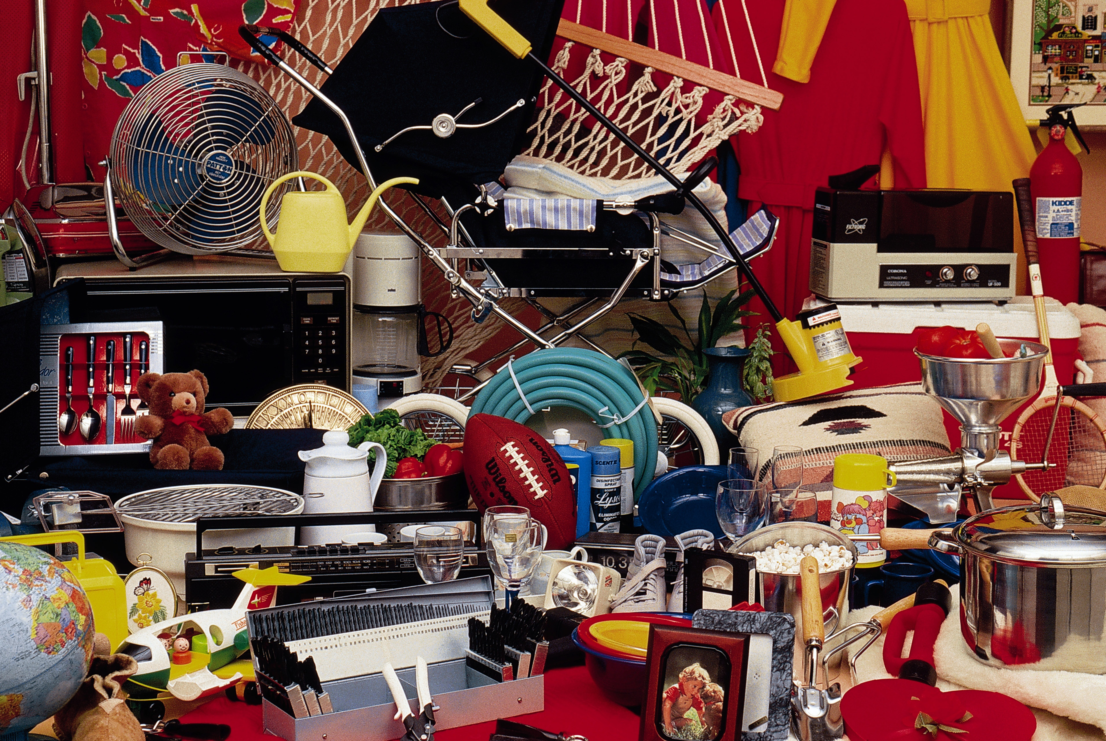 How Much of a Pack Rat are You Quiz?