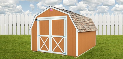 Cook Portable Warehouses Barn