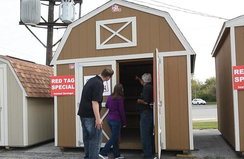 Why You Should Choose the Larger Shed