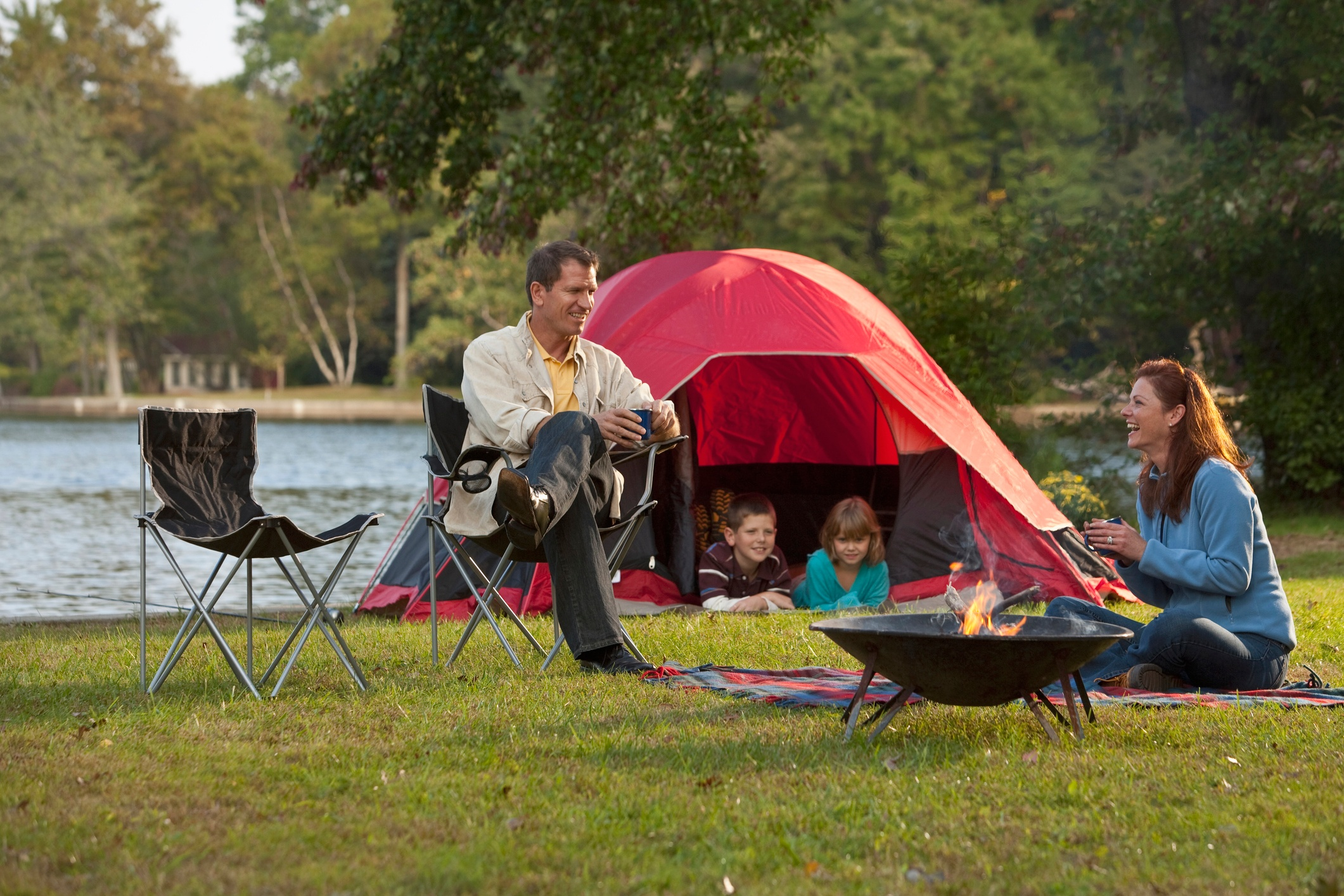 Free Camping Apps for your Next Adventure + Cook Portable Warehouses