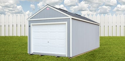 Cook Portable Warehouses Garage