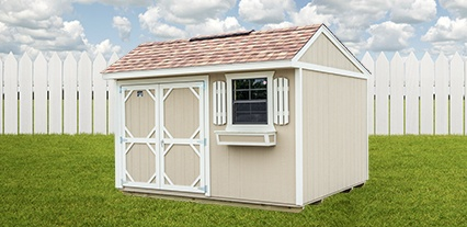 Cook Portable Warehouses Garden Shed