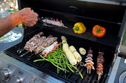 Grill Out Ideas + Cook Portable Warehouses