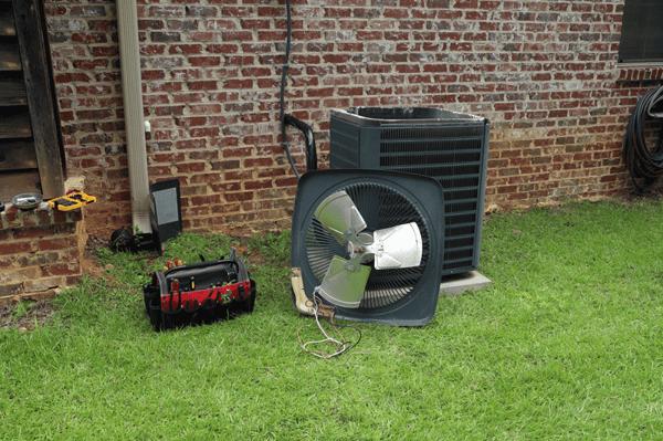 HVAC Unit maintenance