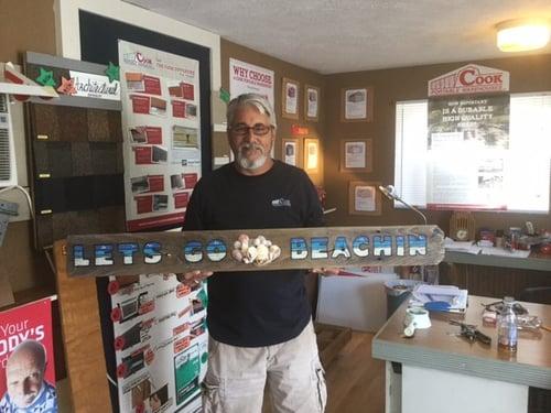 Mike Otis of Cook Portable Warehouses in Alton, IL