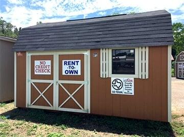 jacksonville-rusk-tx-garden-shed-portable-buildings + Cook Portable Warehouses