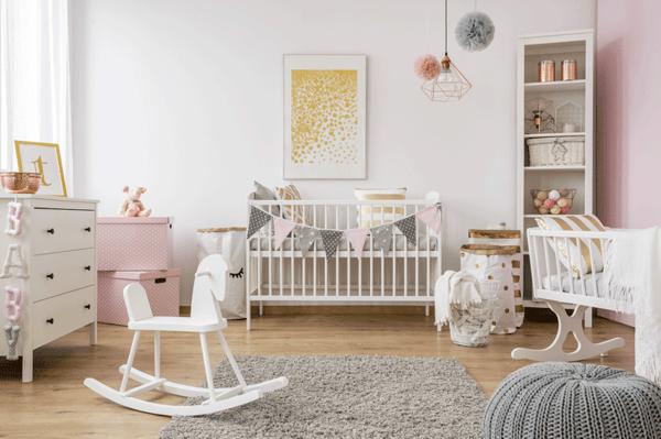 Nursery set up