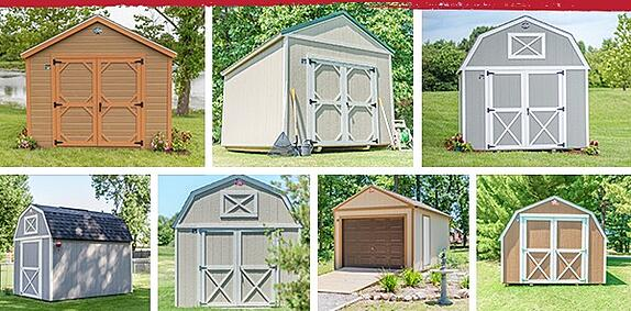 Various Building Offerings from Cook Portable Warehouses