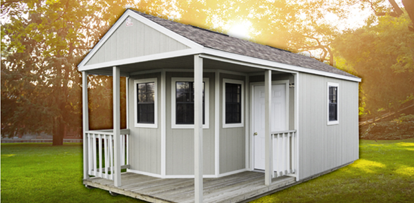 See Our Premium Utility Cabin In Your Backyard