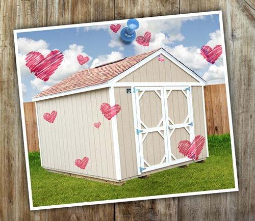Pro-Husband Tip: Buy Shed, Skip Divorce + Cook Portable Warehouses