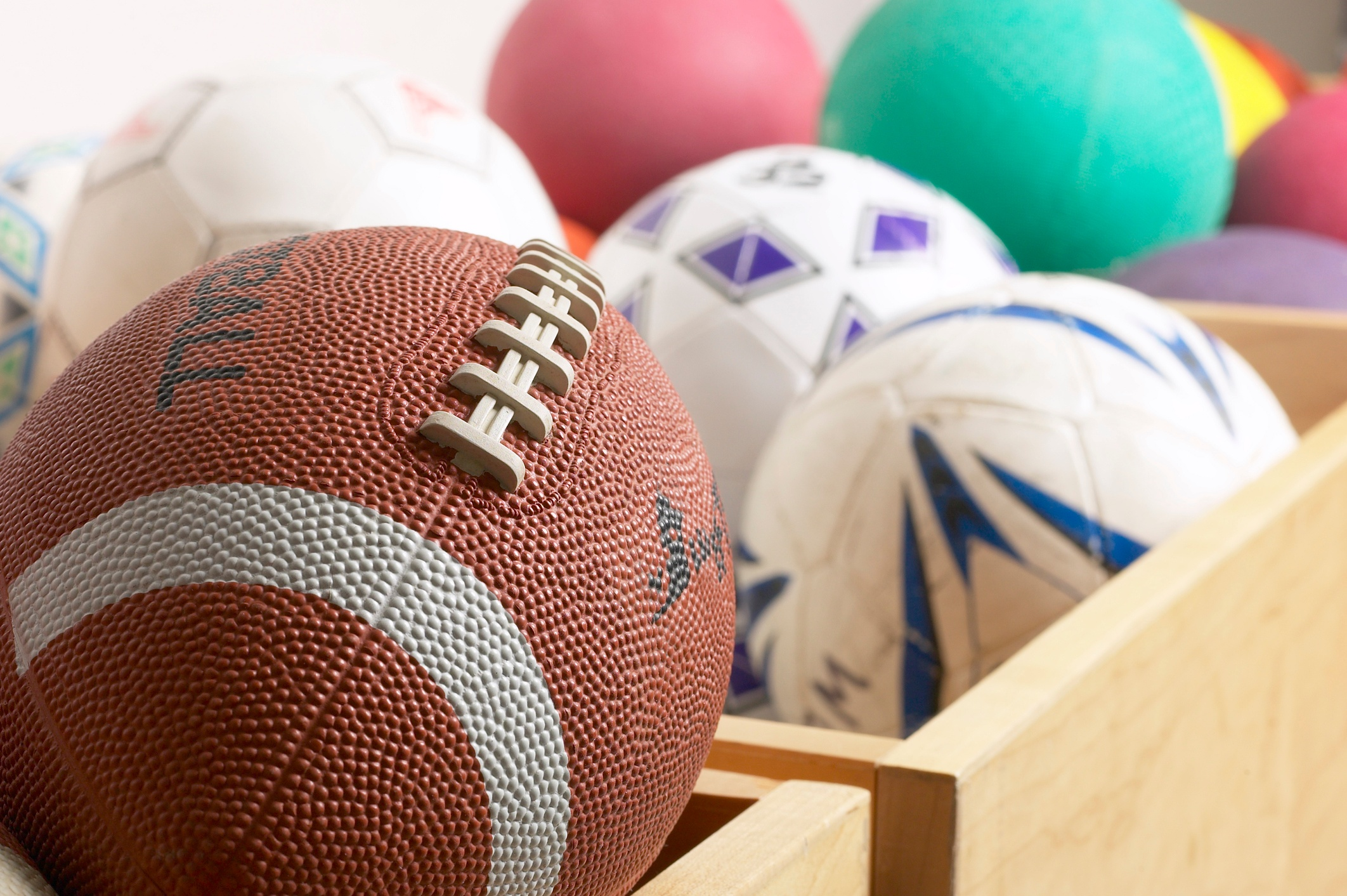 Organizing Your Sports Equipment