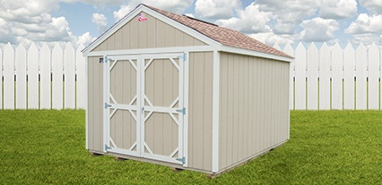 Cook Portable Warehouses Tool Shed