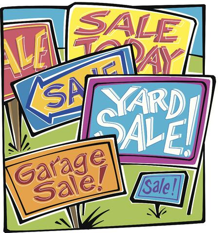 Creative Yard Sale Solutions for Landscaping - Cook Portable Warehouses