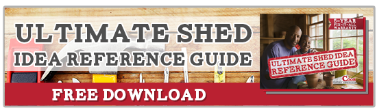 Download the Ultimate Shed Idea Reference Guide!